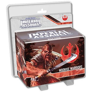Star Wars: Imperial Assault – Wookiee Warriors Ally Pack