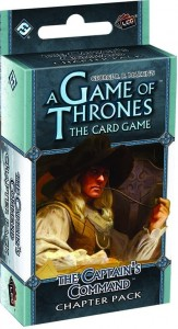 A Game of Thrones LCG: The Captain's Command)