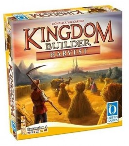 Kingdom Builder: Harvest