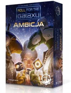Roll for the Galaxy: Ambicja plus promo