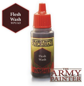 Warpaints: Flesh Wash