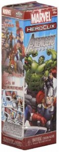 Marvel HeroClix: Avengers Assemble Booster 5-fig.