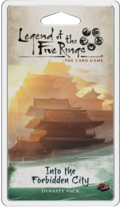 Legend of the Five Rings: The Card Game – Imperial Cycle - Into the Forbidden City