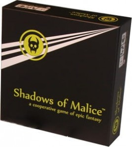 Shadows of Malice (Revised 2019 edition)