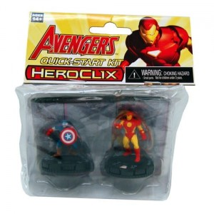 Marvel HeroClix: Avengers Quick Start