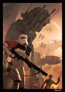 FFG Art Sleeves - Trooper Assault (50szt)