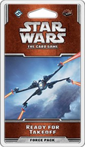 Star Wars: The Card Game – Rogue Squadron Cycle - Ready for Takeoff