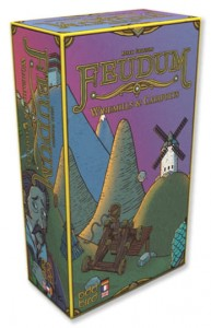 Feudum - Windmills and Catapults Expansion