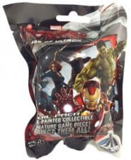 DC HeroClix: Avengers - Age of Ultron Movie Gravity Feed booster (1 fig.)