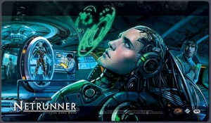 FFG - mata do gry Netrunner - Creation & Control