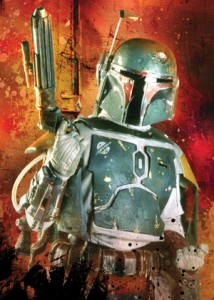 FFG Art Sleeves - Boba Fett (50szt)