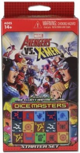 Marvel Dice Masters: Avengers VS X-Men Dice Building Game Starter Set