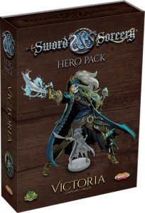 Sword & Sorcery: Immortal Souls - Victoria Hero Pack