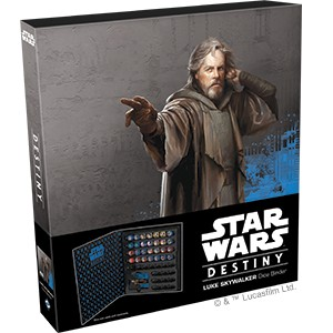 Star Wars Destiny - Luke Skywalker Dice Binder
