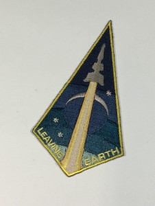 Leaving Earth Logo Patch (naszywka)