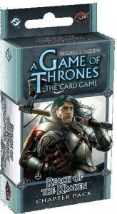 A Game of Thrones LCG: Reach of the Kraken