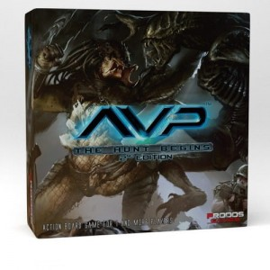 Alien vs Predator: The Hunt Begins (2nd edition)
