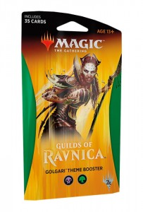 Magic: The Gathering - Guilds of Ravnica - Theme Booster (Golgari)