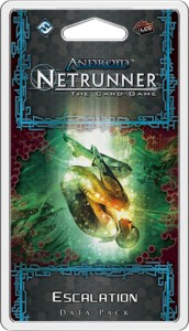 Android: Netrunner - Flashpoint Cycle - Escalation