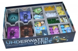 Folded Space - Insert Compatible with Underwater Cities