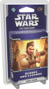Star Wars: The Card Game – Echoes of the Force Cycle - Heroes and Legends
