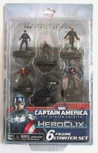 Marvel Heroclix: Captain America – The Winter Soldier Movie Starter