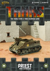 Tanks: American Priest Tank Expansion