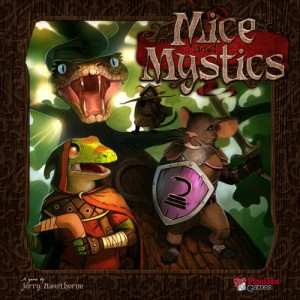 Mice & Mystics: Downwood Tales