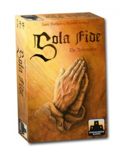 Sola Fide: The Reformation