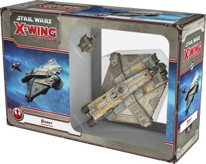 "Star Wars: X-Wing Miniatures Game – ""Ghost"""