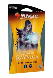 Magic: The Gathering - Guilds of Ravnica - Theme Booster (Dimir)