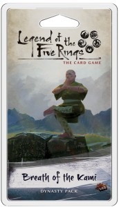 Legend of the Five Rings: The Card Game – Elemental Cycle - Breath of the Kami