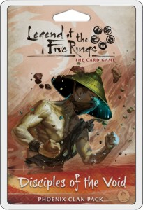 Legend of the Five Rings: The Card Game – Disciples of the Void (Phoenix Clan Pack)