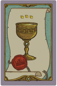 Feudum: Royal Chalice Promotional Card