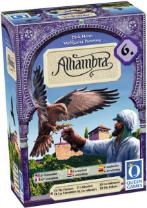 Alhambra: The Falconers