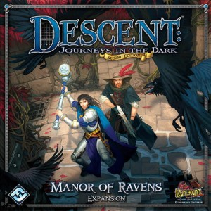 Descent 2nd Edition: Manor of Ravens