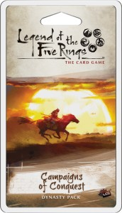 Legend of the Five Rings: The Card Game – Dominion Cycle - Campaigns of Conquest