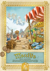 Massilia (Masterprint edition 13)