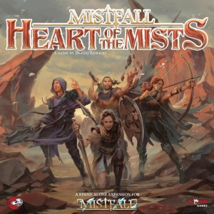 Mistfall: Heart of the Mists