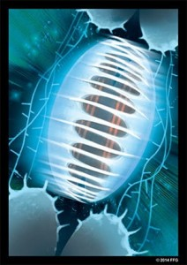 FFG Netrunner Art Sleeves - Snare! 50 (limited edition)