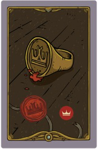 Feudum: Royal Signet Ring Promotional Card
