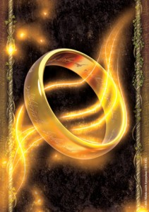FFG Art Sleeves - The One Ring