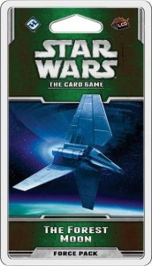 Star Wars: The Card Game - Endor Cycle - The Forest Moon