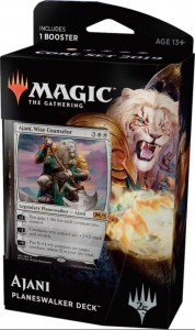 Magic: The Gathering - Core Set 2019 - Planeswalker Deck (Ajani)