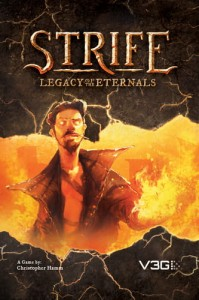 Strife: Legacy of the Eternals (Tin edition)