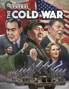 Quartermaster General: Cold War
