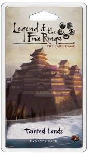 Legend of the Five Rings: The Card Game – Elemental Cycle - Tainted Lands