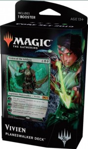 Magic: The Gathering - Core Set 2019 - Planeswalker Deck (Vivien)