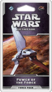 Star Wars: The Card Game - Opposition Cycle -  Power of the Force
