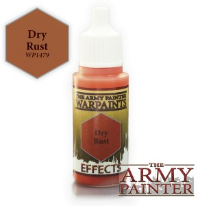 Warpaints: Dry Rust